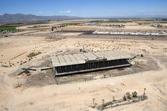 Sosta abbandonata trottare di Phoenix Fotografie Stock Libere da Diritti