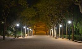 Sosta alla notte Fotografie Stock Libere da Diritti