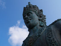 Sosta culturale di Garuda Wisnu Kencana Fotografia Stock
