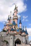 Sosta del Disneyland vicino a Parigi Fotografia Stock