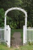 Sosta del New Jersey del â del cancello del supporto conico Fotografia Stock Libera da Diritti