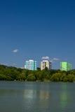 Sosta del titano - Bucarest Immagine Stock