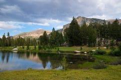 Sosta del Yosemite Immagini Stock