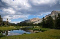 Sosta del Yosemite Fotografie Stock Libere da Diritti