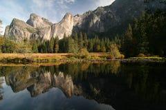 Sosta del Yosemite Fotografia Stock