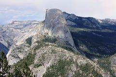 Sosta del Yosemite in estate Immagini Stock