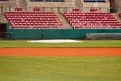 Sosta di baseball Fotografie Stock