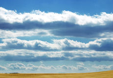 Sosta di condizione del Ridge della puleggia tenditrice, N.C. Fotografie Stock