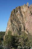 Sosta di condizione della roccia dello Smith - Terrebonne, Oregon Fotografia Stock