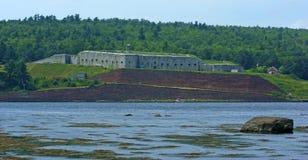 Sosta di condizione di Knox della fortificazione Fotografia Stock Libera da Diritti