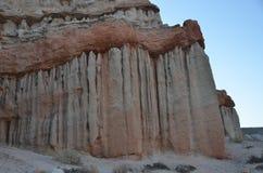 Sosta di condizione rossa del canyon della roccia Fotografia Stock Libera da Diritti