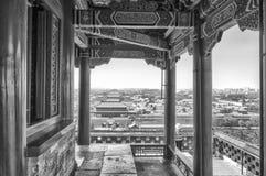 Sosta di Jingshan Fotografia Stock Libera da Diritti