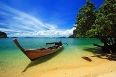 Sosta di nazione del KOH-Hong alla Tailandia fotografia stock libera da diritti