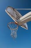 Sosta di pallacanestro Immagine Stock
