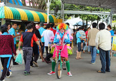 Sosta di sogno del mondo, Bangkok Immagini Stock Libere da Diritti