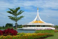Sosta di Suan Luang Rama IX fotografia stock libera da diritti