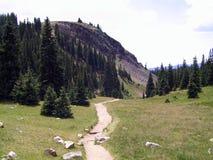 Sosta nazionale 3 della montagna rocciosa Fotografie Stock Libere da Diritti