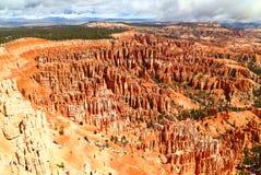 Sosta nazionale del canyon di Bryce Immagine Stock Libera da Diritti