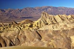 Sosta nazionale del Death Valley del falò virile fotografia stock