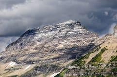 Sosta nazionale del ghiacciaio Fotografie Stock Libere da Diritti