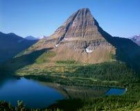 Sosta nazionale del ghiacciaio, Montana Fotografia Stock