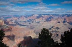 Sosta nazionale del grande canyon fotografie stock libere da diritti