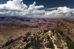 Sosta nazionale del grande canyon Immagini Stock