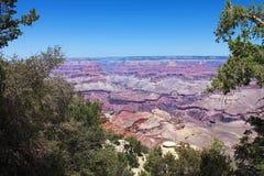 Sosta nazionale del grande canyon, Arizona, S.U.A. Fotografia Stock