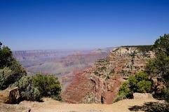 Sosta nazionale del grande canyon, orlo del sud Fotografia Stock