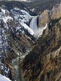Sosta nazionale del Yellowstone Immagine Stock