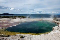 Sosta nazionale del Yellowstone Fotografia Stock