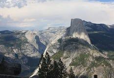 Sosta nazionale del Yosemite Fotografia Stock
