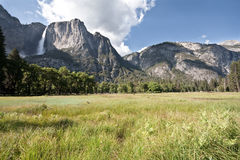 Sosta nazionale del Yosemite Fotografia Stock Libera da Diritti