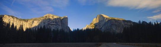 Sosta nazionale del Yosemite Immagini Stock Libere da Diritti