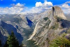 Sosta nazionale del Yosemite in California Immagine Stock