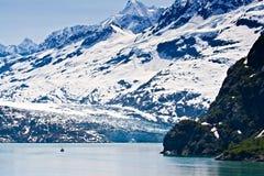 Sosta nazionale della baia di ghiacciaio Fotografia Stock