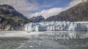 Sosta nazionale della baia di ghiacciaio Fotografie Stock Libere da Diritti