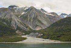 Sosta nazionale della baia di ghiacciaio Immagine Stock