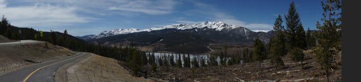 Sosta nazionale della montagna rocciosa Immagine Stock Libera da Diritti