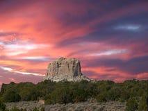 Sosta nazionale della valle del monumento Fotografia Stock