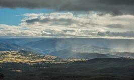 Sosta nazionale delle montagne blu Immagine Stock Libera da Diritti