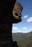 Sosta nazionale delle montagne blu Fotografia Stock