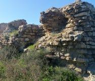 Sosta nazionale di Ashkelon Fotografia Stock