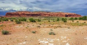 Sosta nazionale di Canyonlands, Utah Immagini Stock