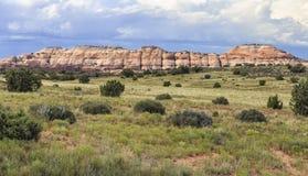 Sosta nazionale di Canyonlands, Utah fotografia stock libera da diritti
