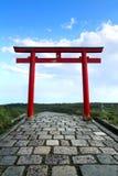 Sosta nazionale di Hakone, Giappone Fotografia Stock