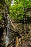 Sosta nazionale di paradiso slovacco Fotografia Stock
