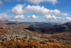 Sosta nazionale di Snowdonia Immagini Stock