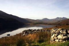 Sosta nazionale di Snowdonia Fotografia Stock