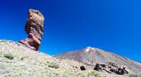 Sosta nazionale di Teide Immagini Stock Libere da Diritti
